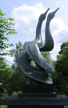 Gill Brown Sculpture